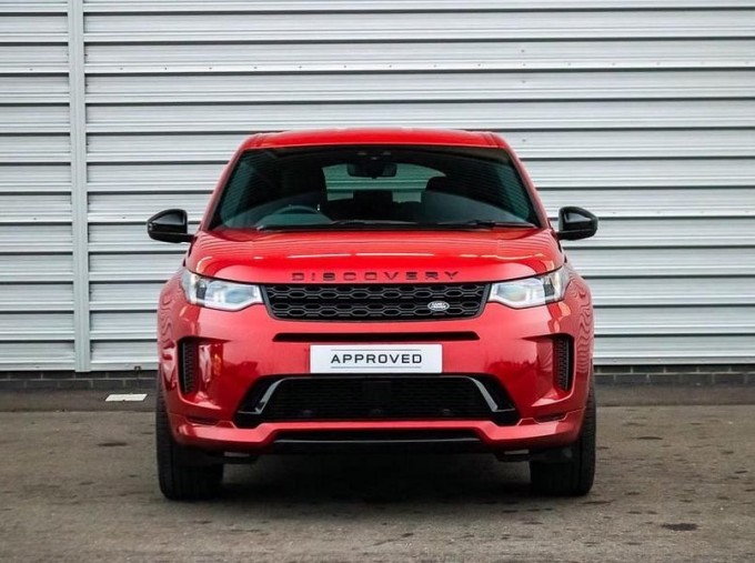 2020 Land Rover D240 MHEV R-Dynamic HSE 4WD 5-door (7 Seat) (Red) - Image: 7