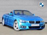 2019 BMW 420i M Sport Convertible Auto (Blue) - Image: 1