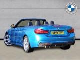 2019 BMW 420i M Sport Convertible Auto (Blue) - Image: 2