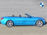 2019 BMW 420i M Sport Convertible Auto (Blue) - Image: 3