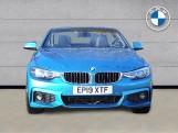 2019 BMW 420i M Sport Convertible Auto (Blue) - Image: 16