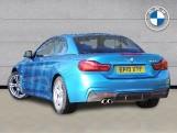 2019 BMW 420i M Sport Convertible Auto (Blue) - Image: 17