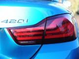 2019 BMW 420i M Sport Convertible Auto (Blue) - Image: 25