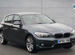 2017 BMW 1 Series 118i Sport 5-door 5dr