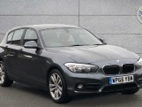 2017 BMW 118i Sport 5-door (Grey) - Image: 1
