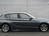 2017 BMW 118i Sport 5-door (Grey) - Image: 3