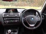 2017 BMW 118i Sport 5-door (Grey) - Image: 5
