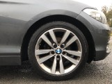 2017 BMW 118i Sport 5-door (Grey) - Image: 14