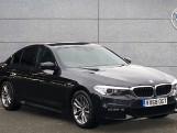 2018 BMW 520d M Sport Saloon (Black) - Image: 1