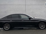 2018 BMW 520d M Sport Saloon (Black) - Image: 3