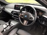 2018 BMW 520d M Sport Saloon (Black) - Image: 6