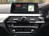 2018 BMW 520d M Sport Saloon (Black) - Image: 8
