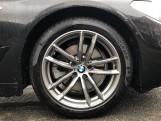 2018 BMW 520d M Sport Saloon (Black) - Image: 14