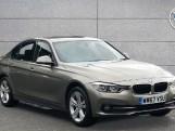 2018 BMW 320d Sport Saloon (Silver) - Image: 1