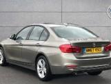 2018 BMW 320d Sport Saloon (Silver) - Image: 2