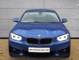 2018 BMW 218d M Sport Coupe (Blue) - Image: 16