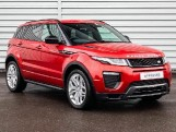 2018 Land Rover SD4 HSE Dynamic Auto 4WD 5-door (Red) - Image: 1