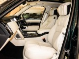 2021 Land Rover D350 MHEV Vogue SE Auto 4WD 5-door (Green) - Image: 3