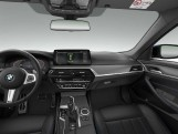 2021 BMW 530d MHT M Sport Edition Touring Steptronic xDrive 5-door (Blue) - Image: 4