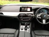2019 BMW 520d M Sport Saloon (White) - Image: 4