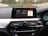 2019 BMW 520d M Sport Saloon (White) - Image: 8