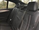 2019 BMW 520d M Sport Saloon (White) - Image: 12