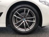 2019 BMW 520d M Sport Saloon (White) - Image: 14