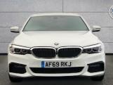 2019 BMW 520d M Sport Saloon (White) - Image: 16