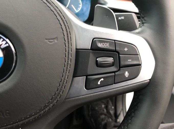 2019 BMW 520d M Sport Saloon (White) - Image: 18
