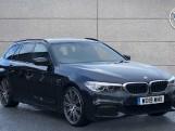 2019 BMW 520i M Sport Touring (Black) - Image: 1