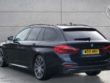 2019 BMW 520i M Sport Touring (Black) - Image: 2