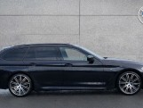 2019 BMW 520i M Sport Touring (Black) - Image: 3