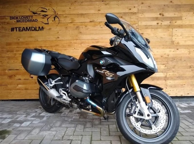 2018 BMW R1200RS Unlisted Unknown (Black) - Image: 2