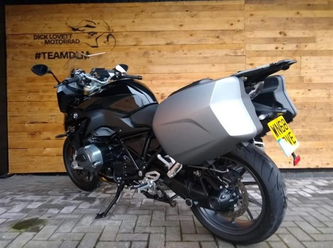 2018 BMW R1200RS Unlisted Unknown (Black) - Image: 3