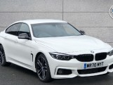 2020 BMW 430d M Sport Gran Coupe (White) - Image: 1
