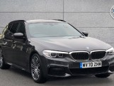 2020 BMW 520d M Sport Touring (Grey) - Image: 1