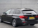 2020 BMW 520d M Sport Touring (Grey) - Image: 2