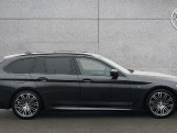 2020 BMW 520d M Sport Touring (Grey) - Image: 3
