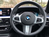 2020 BMW 520d M Sport Touring (Grey) - Image: 5