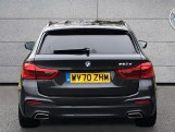 2020 BMW 520d M Sport Touring (Grey) - Image: 15