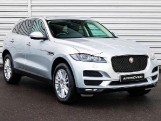 2018 Jaguar Portfolio Auto 5-door (Grey) - Image: 1