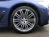 2018 BMW 530e M Sport iPerformance Saloon (Blue) - Image: 14