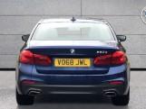2018 BMW 530e M Sport iPerformance Saloon (Blue) - Image: 15