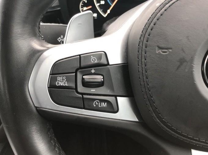 2018 BMW 530e M Sport iPerformance Saloon (Blue) - Image: 17