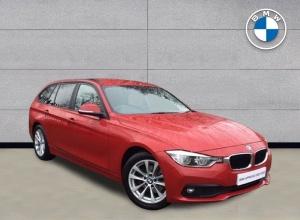 Brand new 2017 BMW 3 Series 320d SE Touring 5-door finance deals