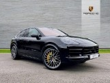 2019 Porsche Turbo 5-door Tiptronic S [5 Seat] (Black) - Image: 1