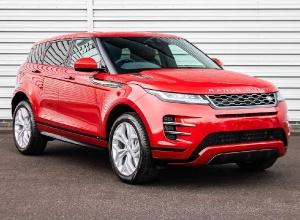 Brand new 2021 Land Rover Range Rover Evoque R-Dynamic S 150PS Auto 5-door finance deals