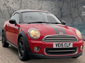 2015 MINI Cooper Coupe 2-door
