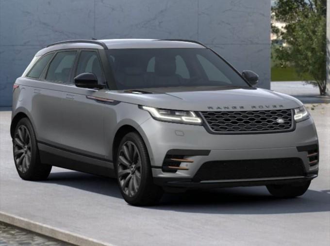 2021 Land Rover D204 MHEV R-Dynamic SE Auto 4WD 5-door (Grey) - Image: 1