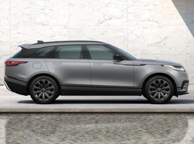 2021 Land Rover D204 MHEV R-Dynamic SE Auto 4WD 5-door (Grey) - Image: 2